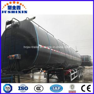 Asphalt Transport Tank Semi Trailer (38m3) pictures & photos