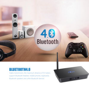 Multifunctional 4K Amlogic S912X 2.4G 5g WiFi TV Box pictures & photos