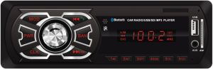 Cheap Price LED Display 1 DIN Car Radio with Bluetooth pictures & photos