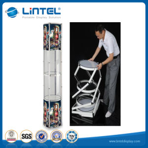 Trade Show Booth LED Light Twister Tower pictures & photos