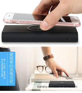 10000mAh Wireless Charger Portable Mobile Wireless Power Bank pictures & photos