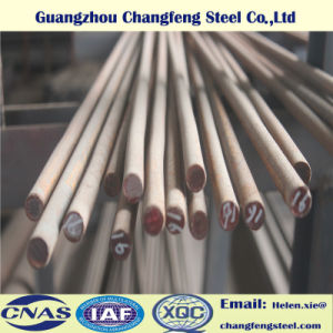 SAE52100/GCr15/EN31/SUJ2 Alloy Steel Round Bar For Mechanical pictures & photos