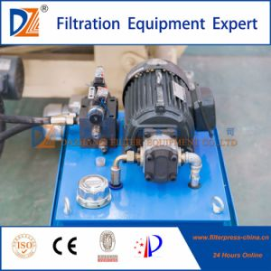 High Efficiency Automatic Chamber Filter Press for Wastewater Treatment pictures & photos