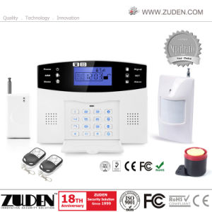 Wireless Home Security Intruder Burglar Alarm with Contact ID pictures & photos