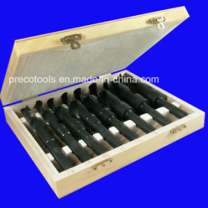 Good Quality of DIN345 HSS Taper Shank Drill Set pictures & photos