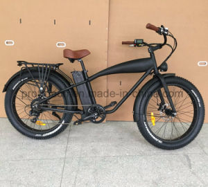 500W Fat Electric Mountain Bicycle pictures & photos