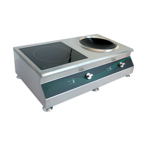 Portable Double Burners Induction Cooker pictures & photos
