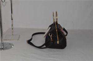 Unisex Leather Handbag Messenger Bag with Eyelet Around Zxk1702 pictures & photos