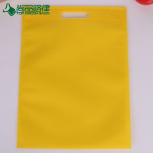Wholesale Multicolor Ultrasonic Heat Sealed Non Woven Tote Bags pictures & photos