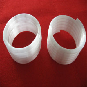 Opaque Helix Quartz Tube Quartz Tubing for Heater pictures & photos