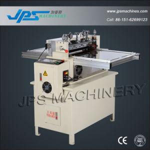 Jps-500y Foam, Paper, Film, Label, Sticker Slicing Machine pictures & photos