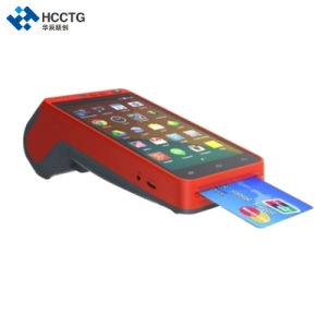4G All in One Touch POS Android POS (HCC-Z100) pictures & photos