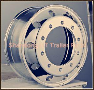 10 Hole Tube Trailer Wheel Rims pictures & photos