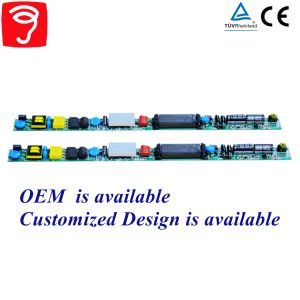 0-10V Dimmable PF0.95 Tube Power Supply with Ce TUV QS1205A pictures & photos