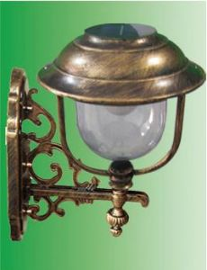 Solar Garden Lawn Yard Patio Wall Type Lamp pictures & photos