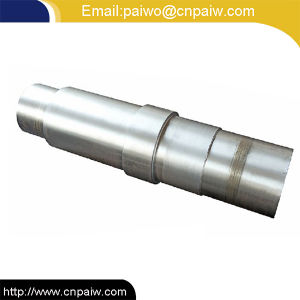 Customized Forged CNC Machining Carbon Steel Round Shaft pictures & photos