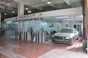 Yokistar Manufactured Car Preparation Bay for Sale pictures & photos
