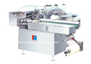 Automatic PLC Control Pharmaceutial Box Cellophane Wrapping Machine pictures & photos