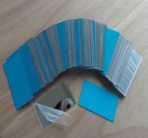 Decorative Self-Adhesive 4X8 Mirror Sheet pictures & photos
