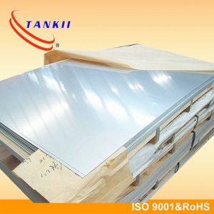 Monel 400/ monel k500 Ni Cu alloy sheet/plate/strip pictures & photos