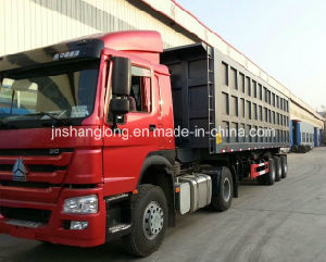 Sinotruk HOWO 4X2 371HP Qman Tractor Truck for Sale pictures & photos