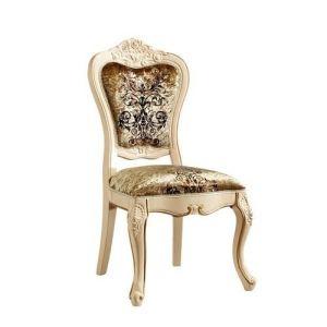 Hotel Chair/Leisure Chair/Villa Furniture/Dining Chair/Restaurant Chair/Luxury Banquet Chair/Antique Chair/Luxury Carving Flower Chair (GLQQ-003) pictures & photos