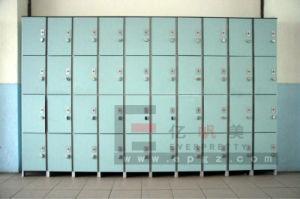 Solid Phenolic Gym Phenolic HPL Wardrobe Locker pictures & photos