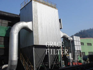 Asphalt Mixing Plant Bag Filter Dust Collector