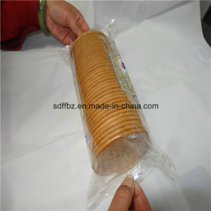High Speed Automatic Single Row Biscuit Trayless Flow Wrapping Machine pictures & photos
