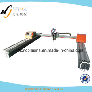 CNC Low Cost Alminum Gantry Plasma Cutter pictures & photos