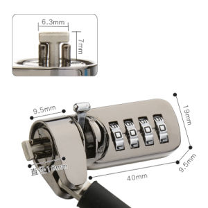 Digital Combination Code PC Lock for Tablet Computer and Laptop pictures & photos