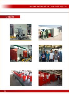 The Olpy Durable Wb320 Industrial Furnace Nozzle pictures & photos