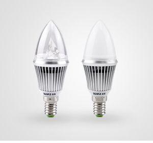 Special E14 SMD Ceramic LED Candle Light, Tailed Shape E27 LED Candle (MQ-CL3W-007)