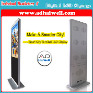 Hight Quality TFT LCD Media Players Digital Touching LCD Signage pictures & photos