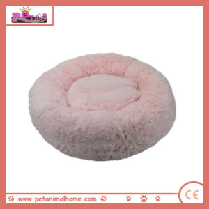 Soft Warm Winter Pet Bed in Pink pictures & photos