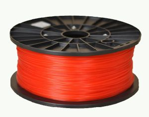 1.75mm 3mm Red PLA Filament for 3D Printer