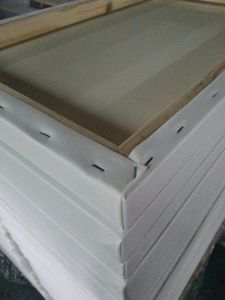 Stretcher Canvas Stretched Canvases Fram Canvases Canvas Panel pictures & photos