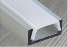 Profile Aluminum LED/Aluminum Profile with Press-on Cover for LED Strip Lighting pictures & photos