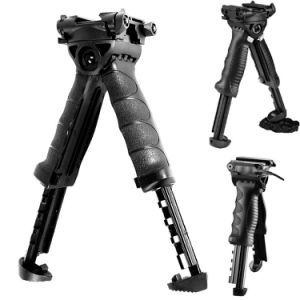 Tactiacl Foldable Foregrip Bipod for Rifle