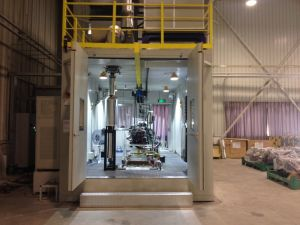 Containerized Engine / Motor Test Cell System pictures & photos