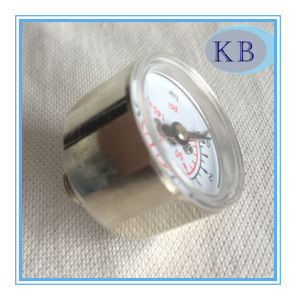 Mini Manometers 25mm (Pressure Gauges) pictures & photos