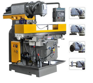Heavy Duty Universal Milling Machine (Milling machine X6236A) pictures & photos
