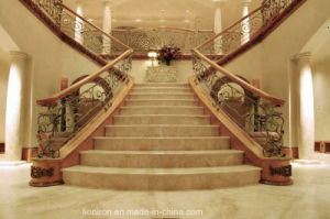 Beautiful Indoor Iron Railing for Stair Design pictures & photos