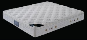 Queen Size Fireproof Pocket Spring Hotel Mattress (P319) pictures & photos