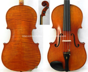 Concert Viola! Hand Made! Flamed Back Viola (Wxc-250)