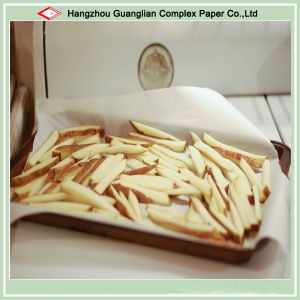 Heat Resistant Oil Proof Ovenable Parchment Paper for Baking pictures & photos