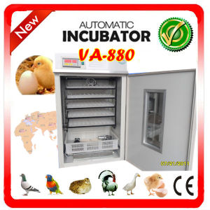 Fully Digital Automatic Duck Incubator Hatcher for 880 Eggs pictures & photos