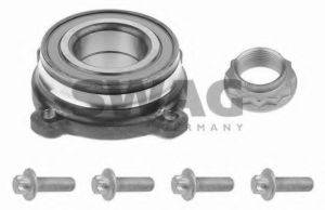 Front Hub Unit Bearings Kit (VKBA3445) for BMW pictures & photos