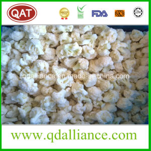 High Quality Quick Frozen Cauliflower with Kosher Certificate pictures & photos