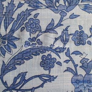 Double Slubby Fabric with Printed (60X60/92X72)